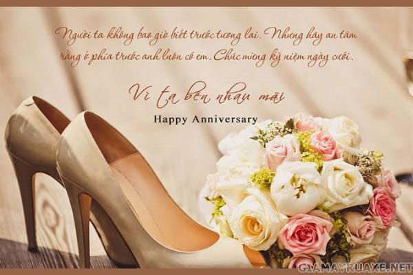 STT hay về kỷ niệm ngày cưới