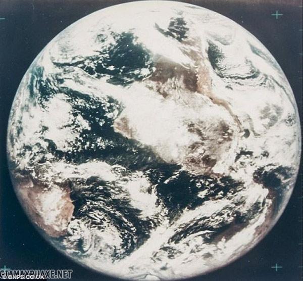 Trái Đất hình gì