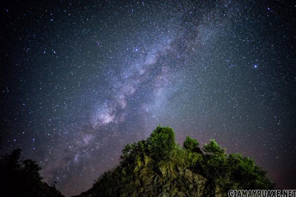 dải thiên hà là gì