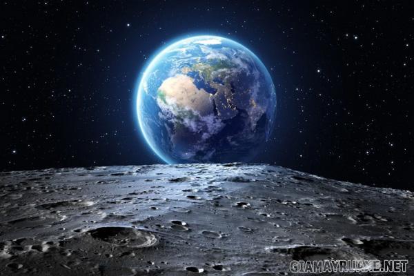 trái đất quay như thế nào