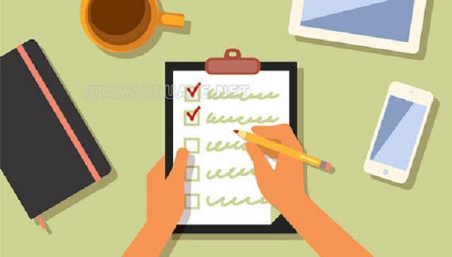 Phương pháp đánh giá năng lực bằng checklist