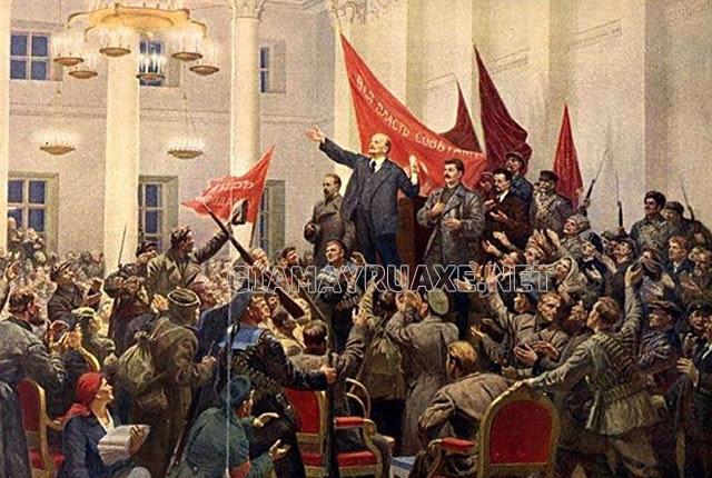 ý nghĩa cách mạng tháng 10 nga