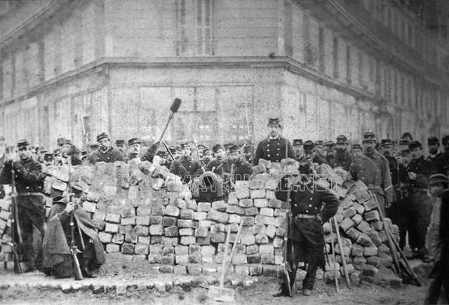 tại sao nói công xã paris là nhà nước kiểu mới